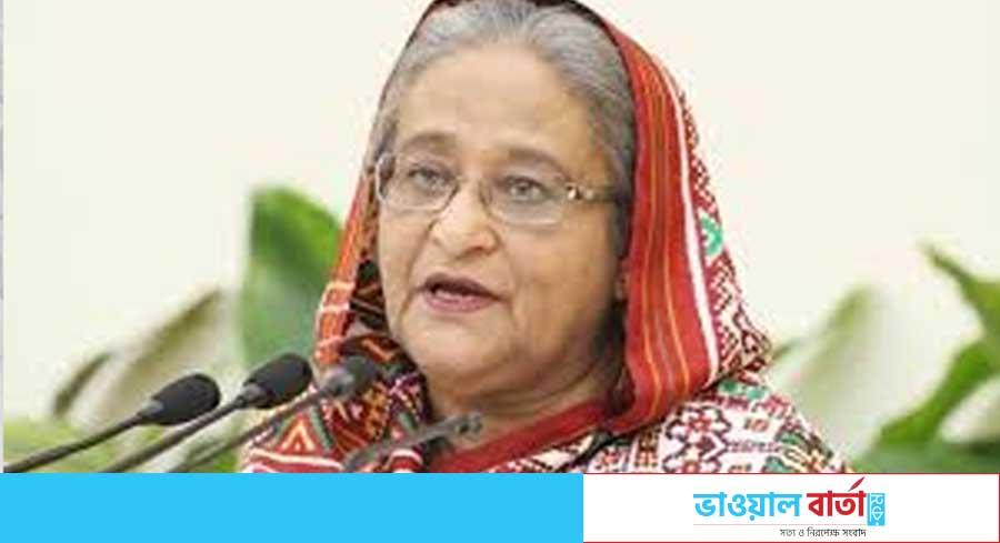যেকোনো হুমকি মোকাবেলায় প্রস্তুত থাকতে চাই: প্রধানমন্ত্রী